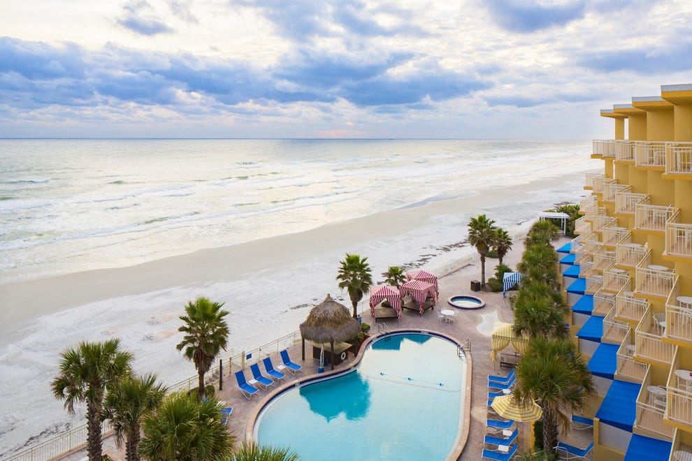 Best Party Hotels In Daytona Beach Fl