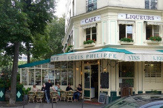 Cafe Louis Philippe