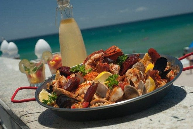 Beach Restaurants in Palm Beach / West Palm Beach