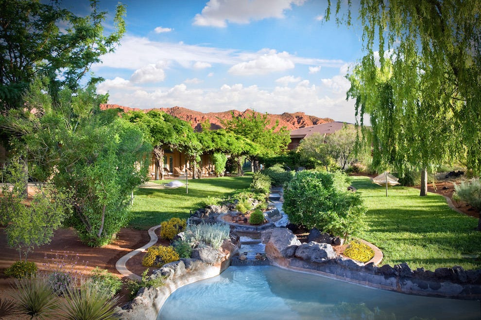 Red Mountain Resort St. George, Utah