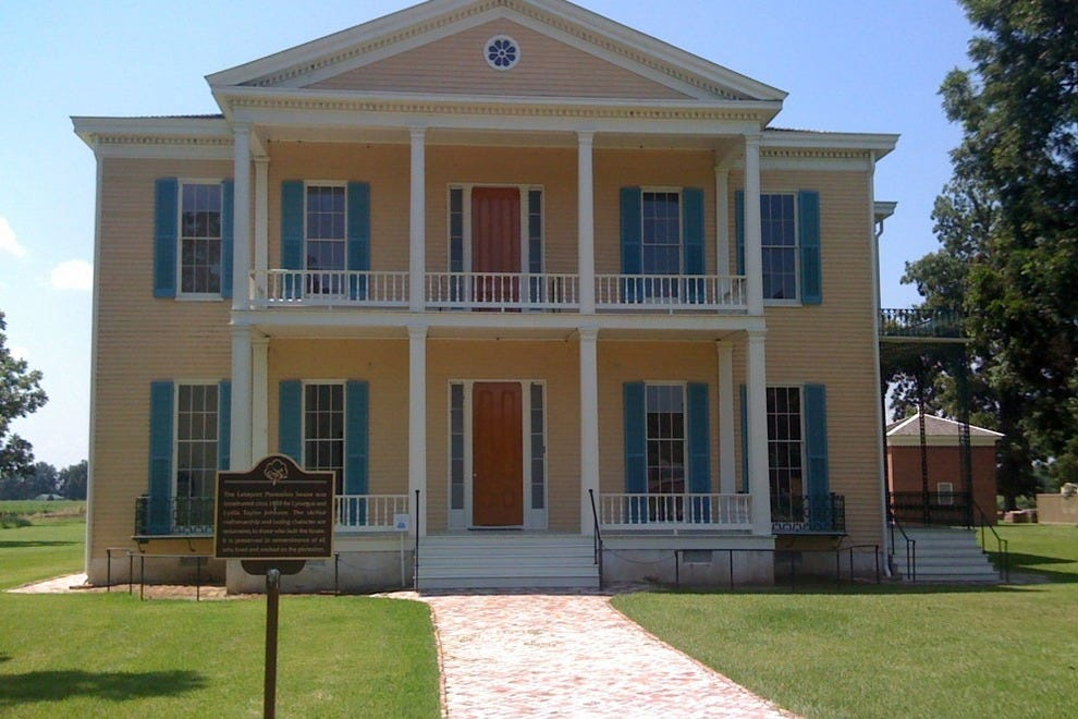 The Lakeport Plantation