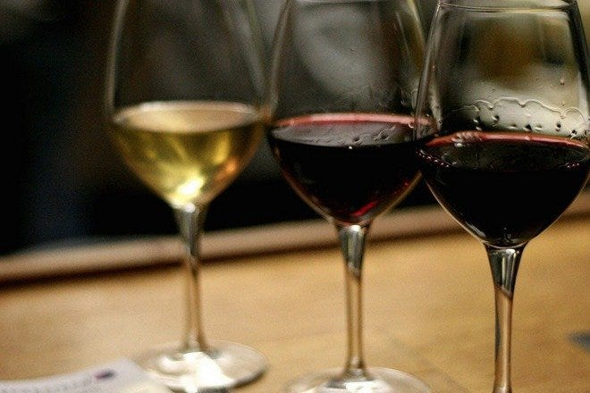 Wine Bars in Florence