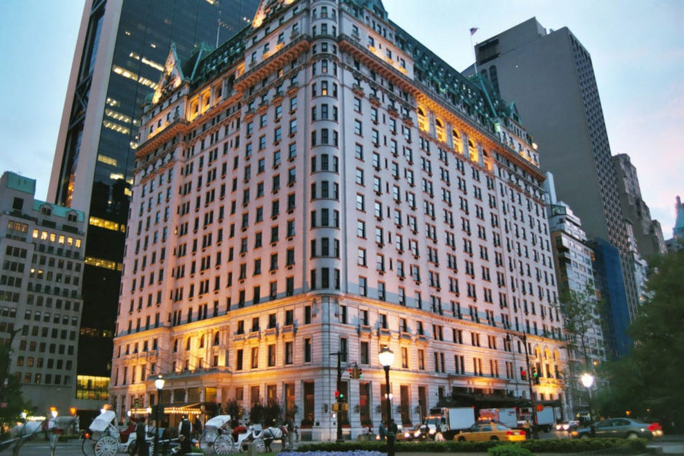 New york luxury hotels in new york ny luxury hotel for Expensive hotel in new york
