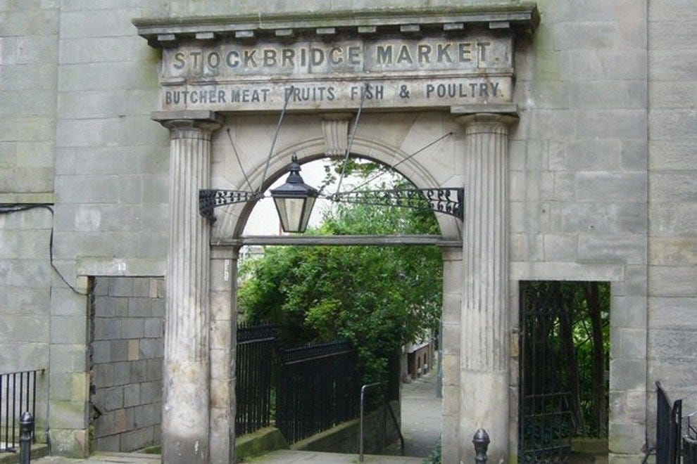 Stockbridge Market