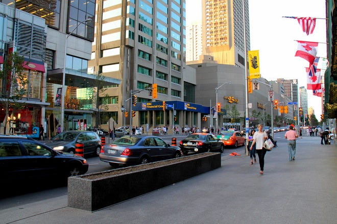 Bloor-Yorkville's Best Shopping