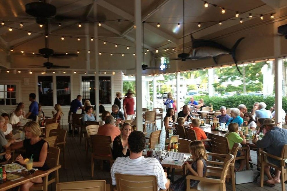 Doc Ford's Rum Bar & Grille Captiva