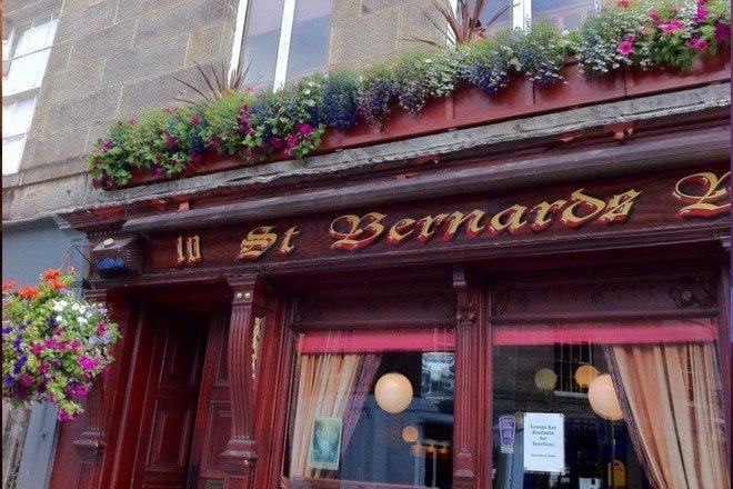 St Bernards Bar