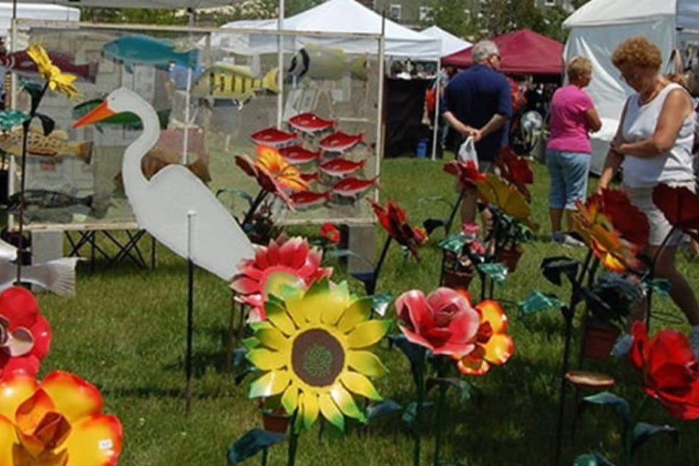 Art in the Park in Myrtle Beach