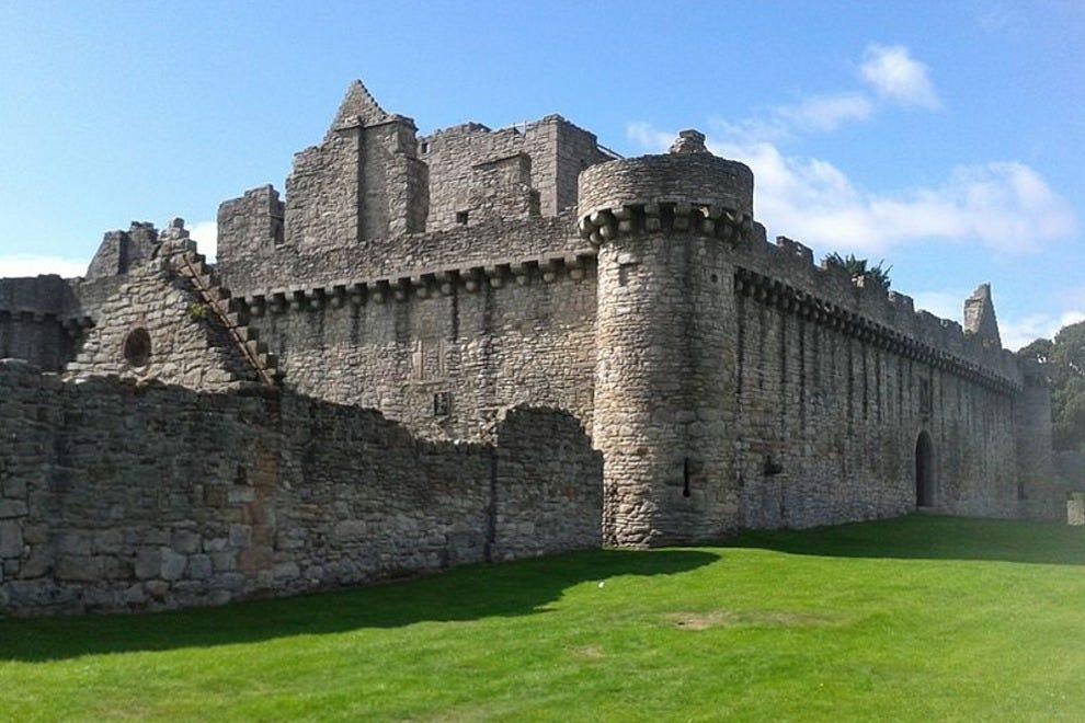 Craigmillar Castle A Captivating Romantic Find In
