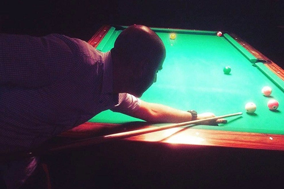 Society Billiards Amp Bar New York Nightlife Review