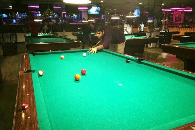 Park Billiards & Cafe and Sports Bar