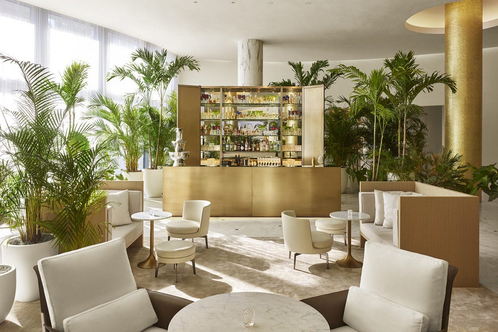 The Miami Beach Edition Is All S And Sophistication From Minute You Walk Inside Photo Courtesy Of