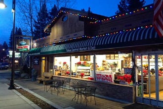 Tahoe Central Market: Healthful Eats in Tahoe's Kings Beach