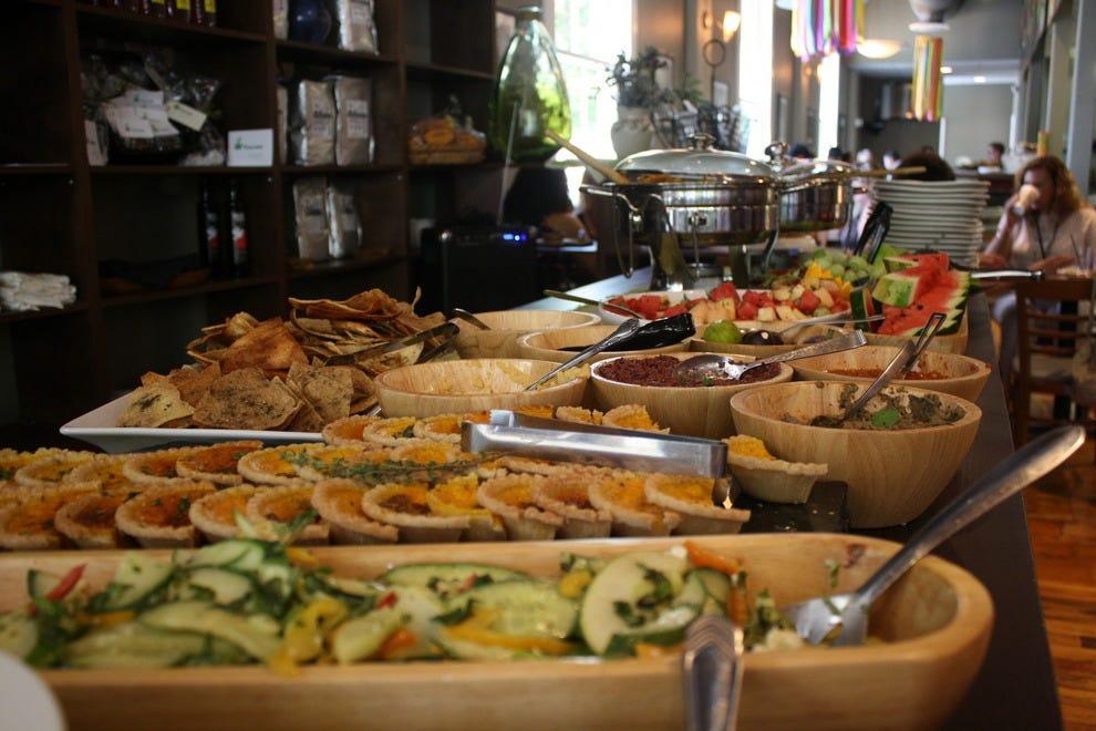 Farm to table restaurant o 39 liva opens doors in downtown for Antonio s italian cuisine