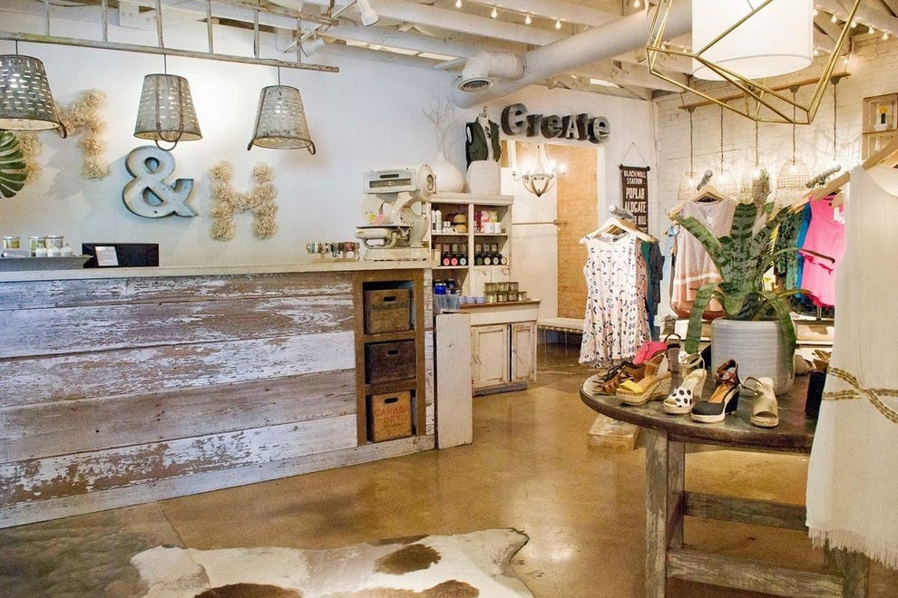 Dallas Boutiques 10best Shopping Reviews