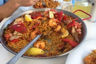 Benny's Kicks It into Sixth Gear with Weekend Paella Celebration