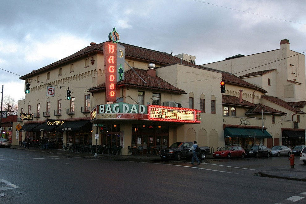 The Bagdad