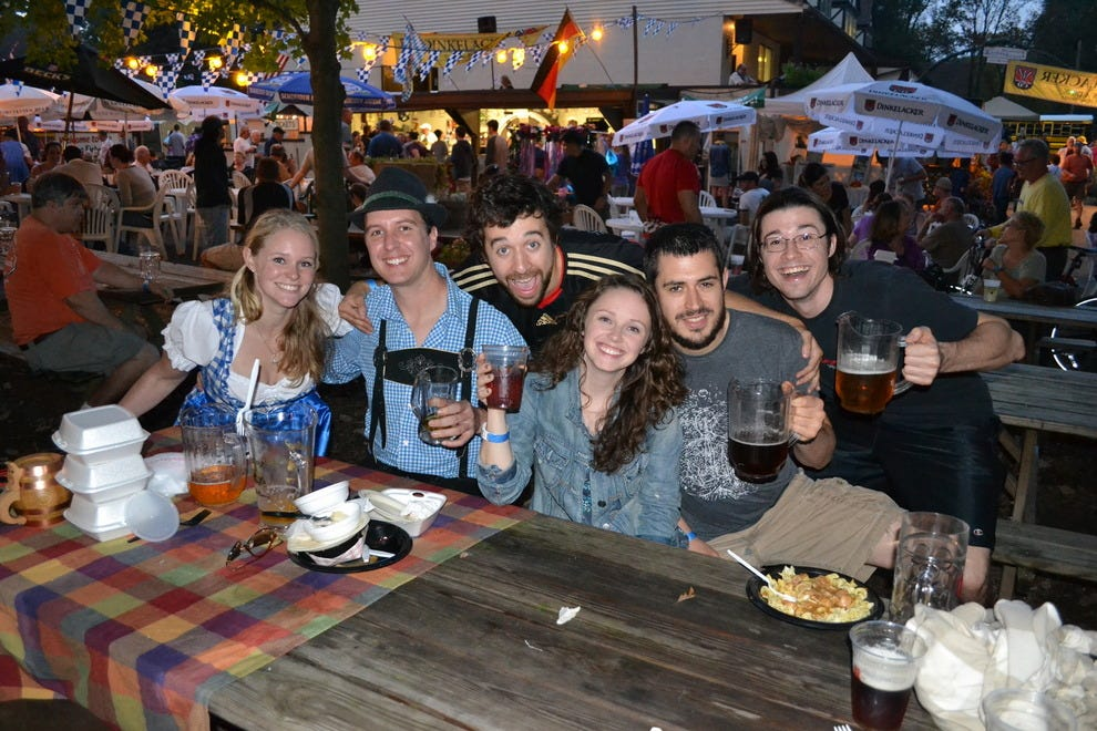 Best oktoberfest winners 2015 10best readers 39 choice for Wurstfest craft beer festival 2017