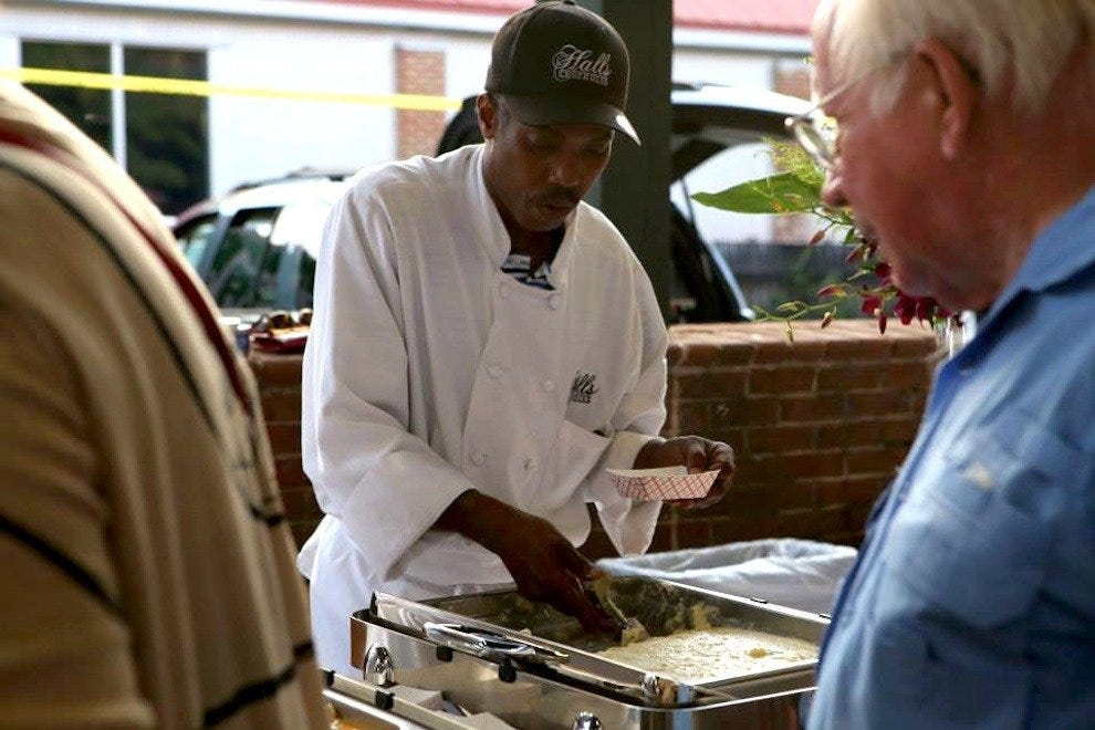 Chefs from 20 local Charleston restaurants will dole out samples of shrimp and grits this year