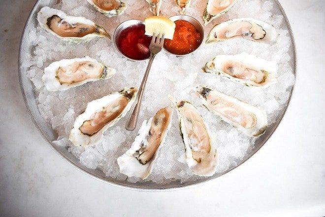 Oyster Bars in Charleston