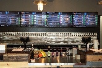 Big Eddy Tap House Boasts 48 Beverages on Tap