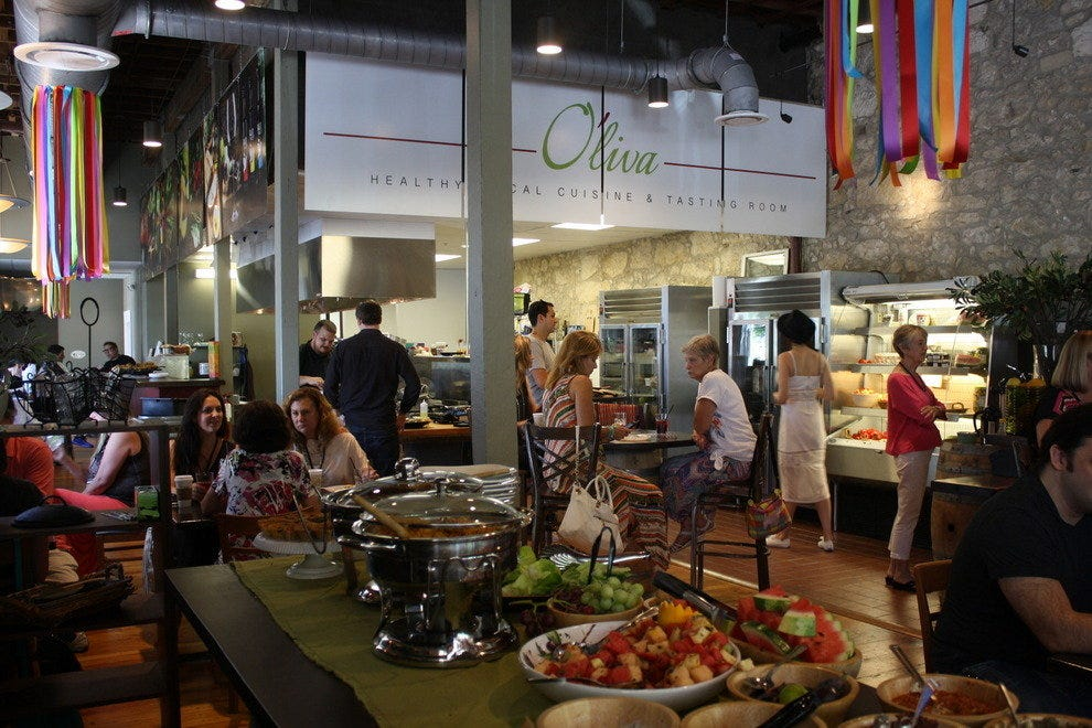 O'liva Healthy Local Cuisine & Tasting Room