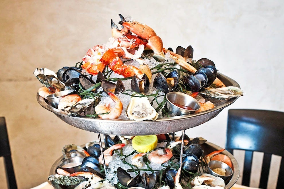 Famous Seafood Restaurants In Charleston Sc