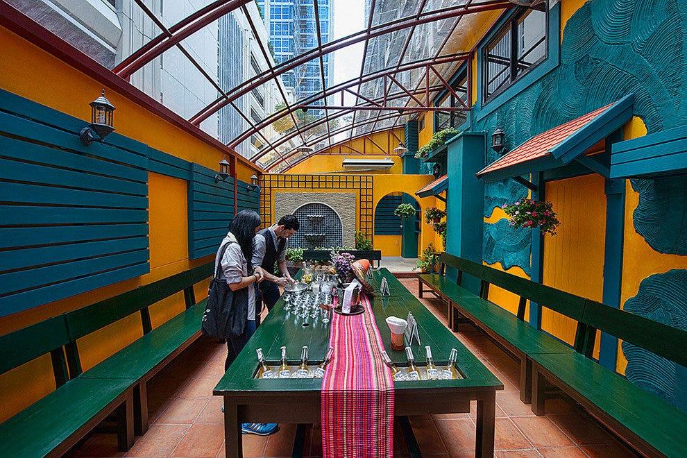 La Monita Taqueria墨西哥餐厅