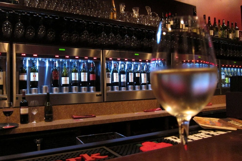 Maisano's in Ocean Springs has one of the best wine collections in Mississippi