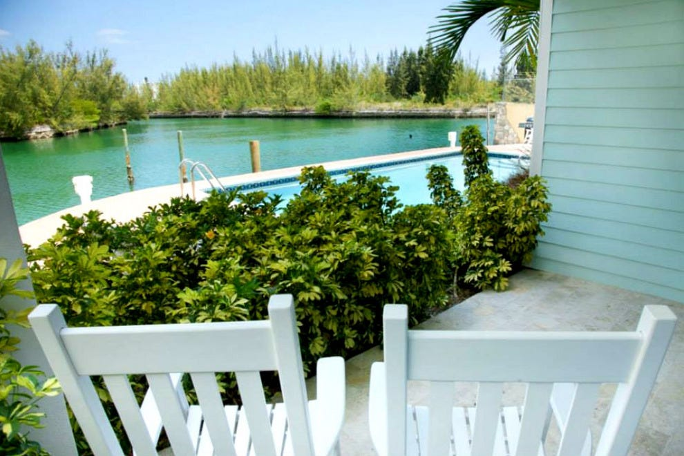 巴哈马海豚湾