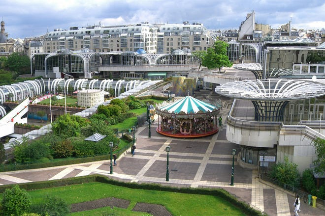1st Arrondissement - Les Halles' Best Shopping