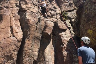 Denver on the Rocks: Guided Climbs Minutes Outside the City