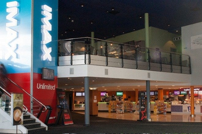 Cineworld Fountainbridge Best Nightlife In Edinburgh