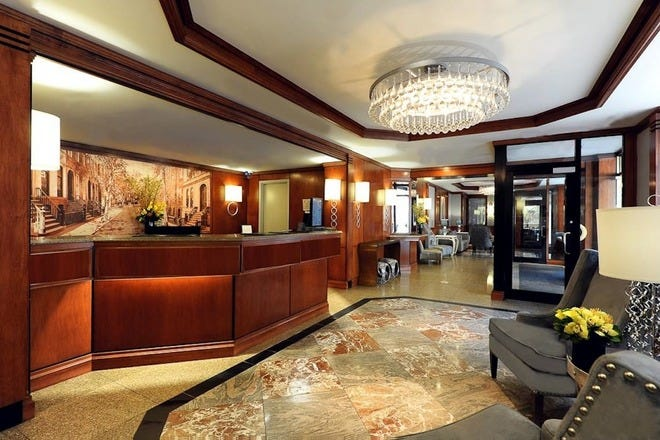 Cheap New York Hotel Size