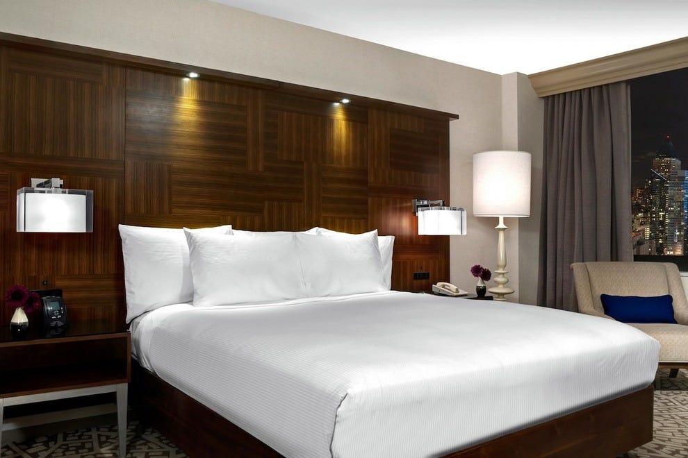 时代广场希尔顿酒店