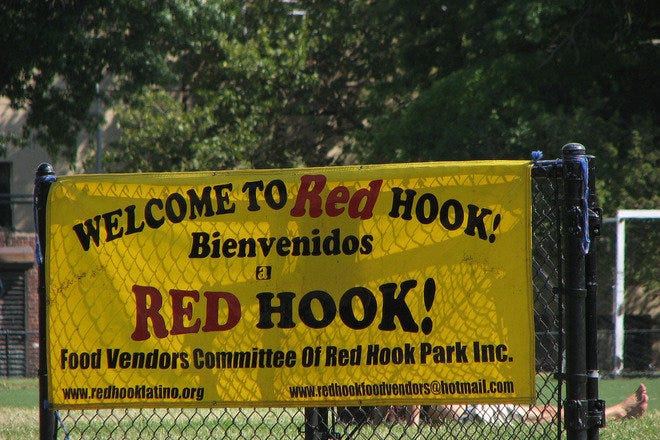 Red Hook Ball Fields