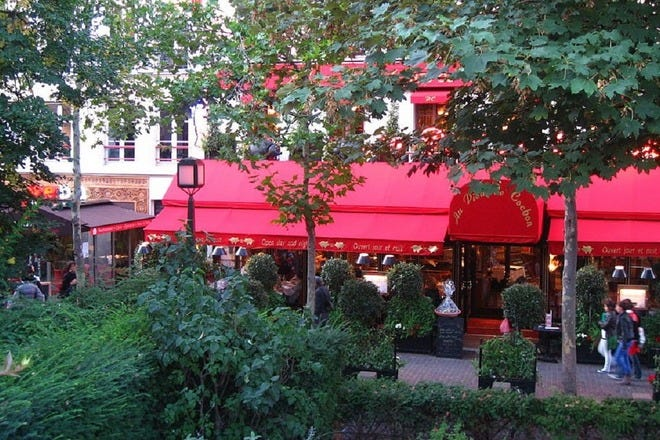 1st Arrondissement - Les Halles' Best Restaurants