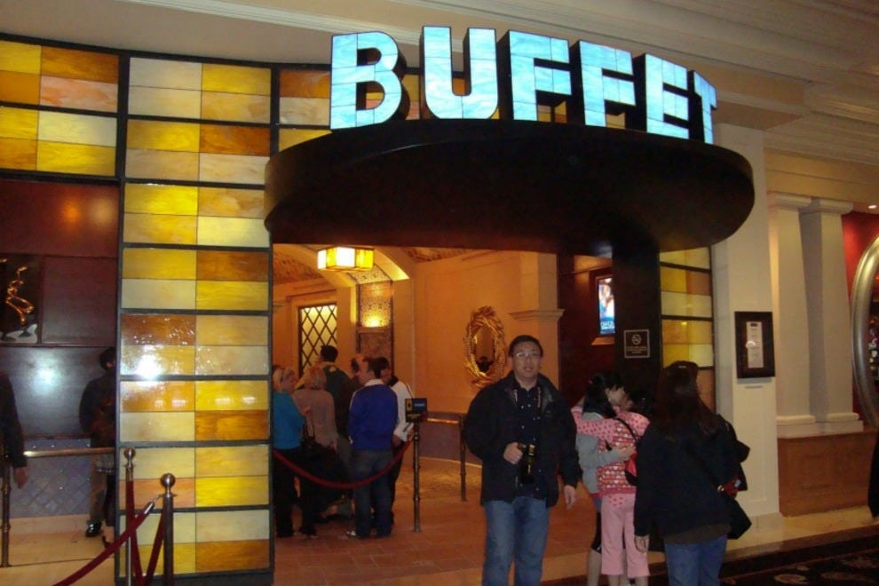 The Buffet At Bellagio Las Vegas Restaurants Review 10Best Experts And Tou