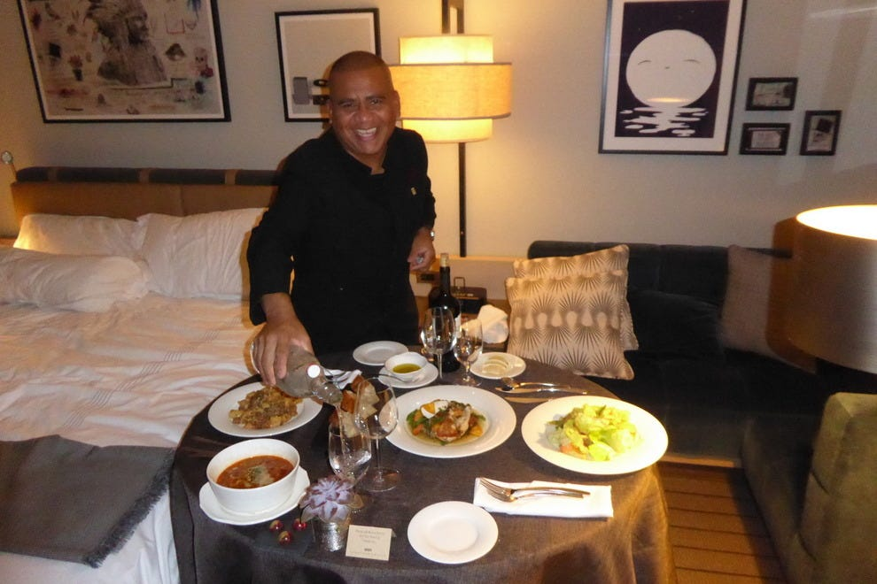 Thompson Chicago Takes Room Service Up A Notch Or Several