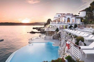 10 Posh French Riviera Luxury Sleeps Less than 30 Minutes from Nice
