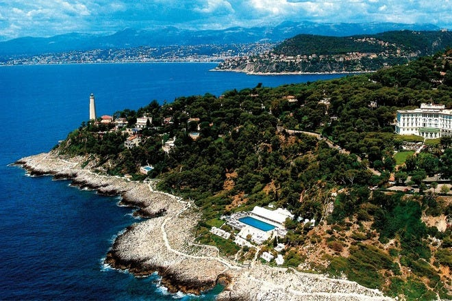 Family-Friendly Hotels in Nice