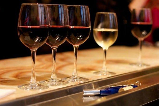 Wine Bars in Scottsdale