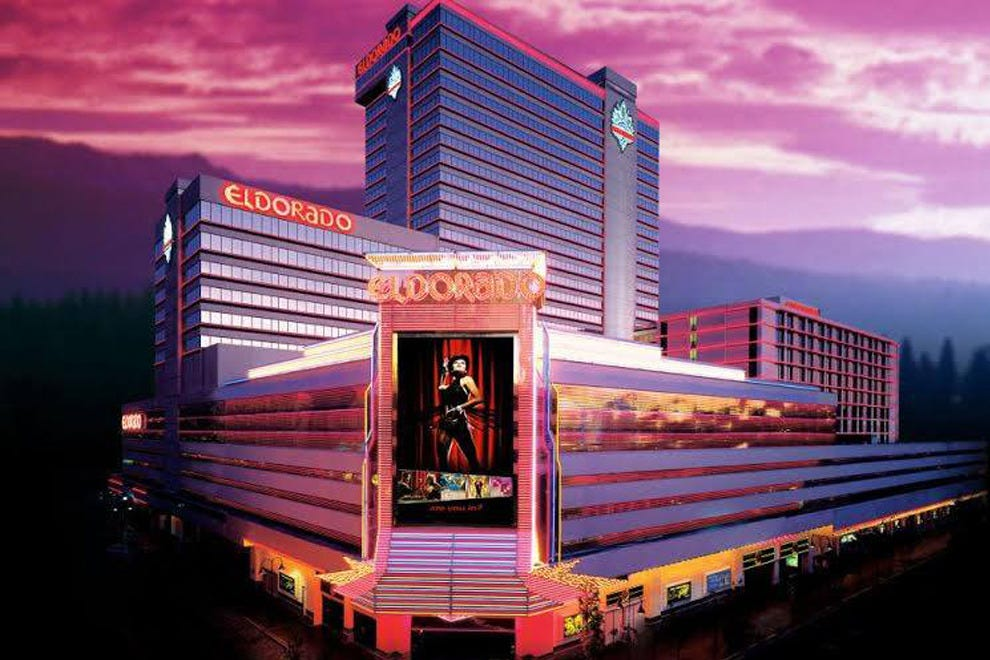 Casino at the Eldorado Reno  2018 All You Need to Know