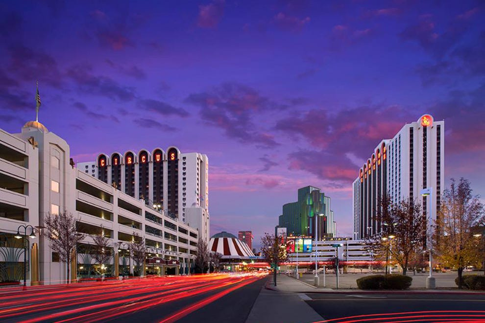 马戏团酒店和赌场雷诺