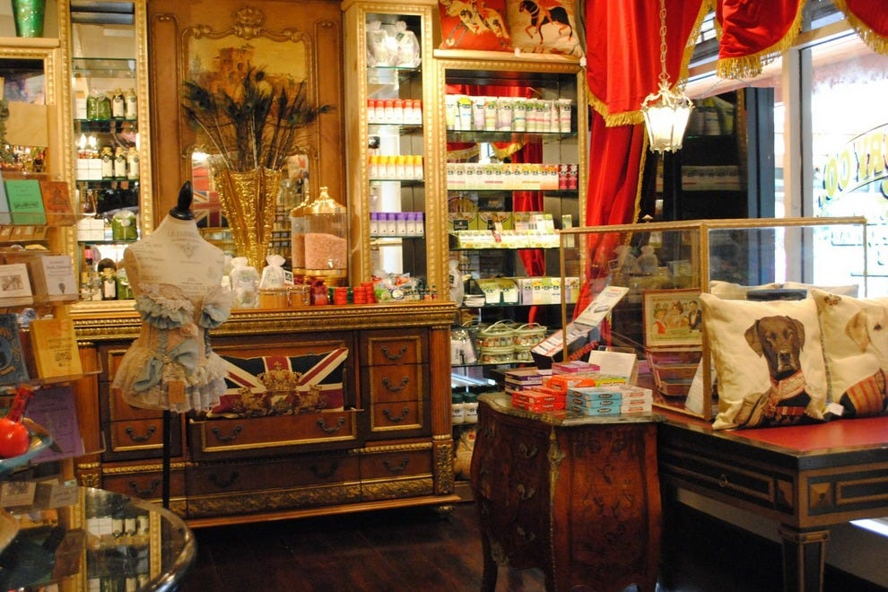 The Olfactory Company: a shop that's as varied as it is stunning