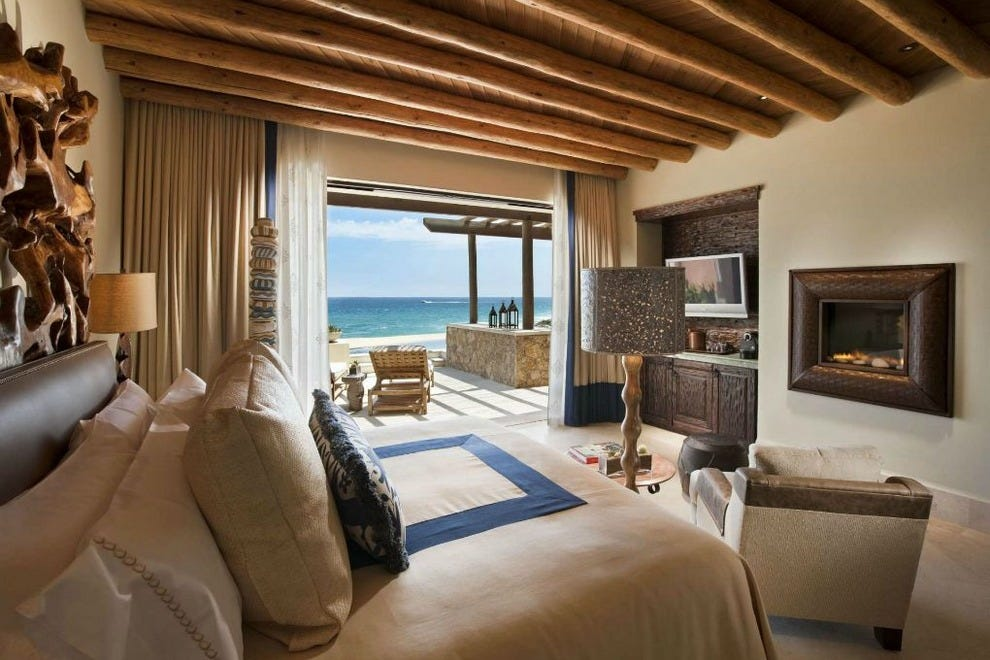 The Resort at Pedregal was the first ultra-luxury hotel in Los Cabos to reopen following Hurricane Odile