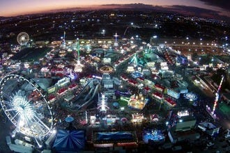 Arizona State Fair Kicks Off Fall with New Attractions, Big Names