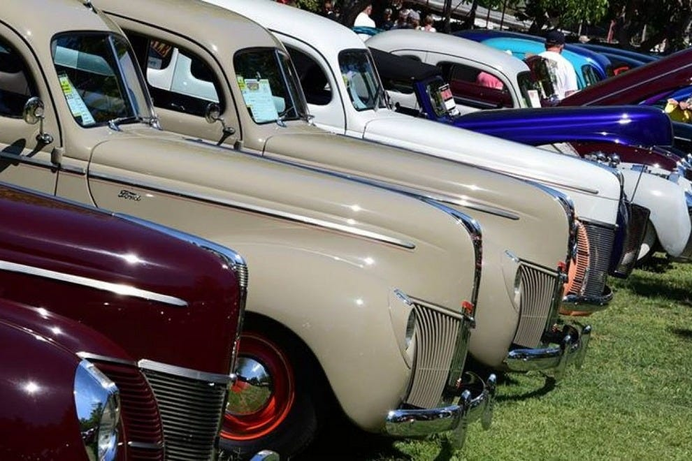 The Goodguys Southwest Nationals brings more than 3,000 classic cars to Scottsdale every fall