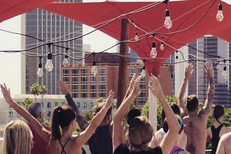 Yoga with a View: Find Rooftop Bliss at Phoenix's Clarendon Hotel