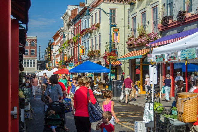 Shopping in Cincinnati: Unique Stores, Historic Shopping Districts, Indoor and Outdoor Malls
